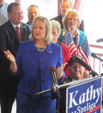 Del. Kathy Szeliga announces got U.S. Senate.
