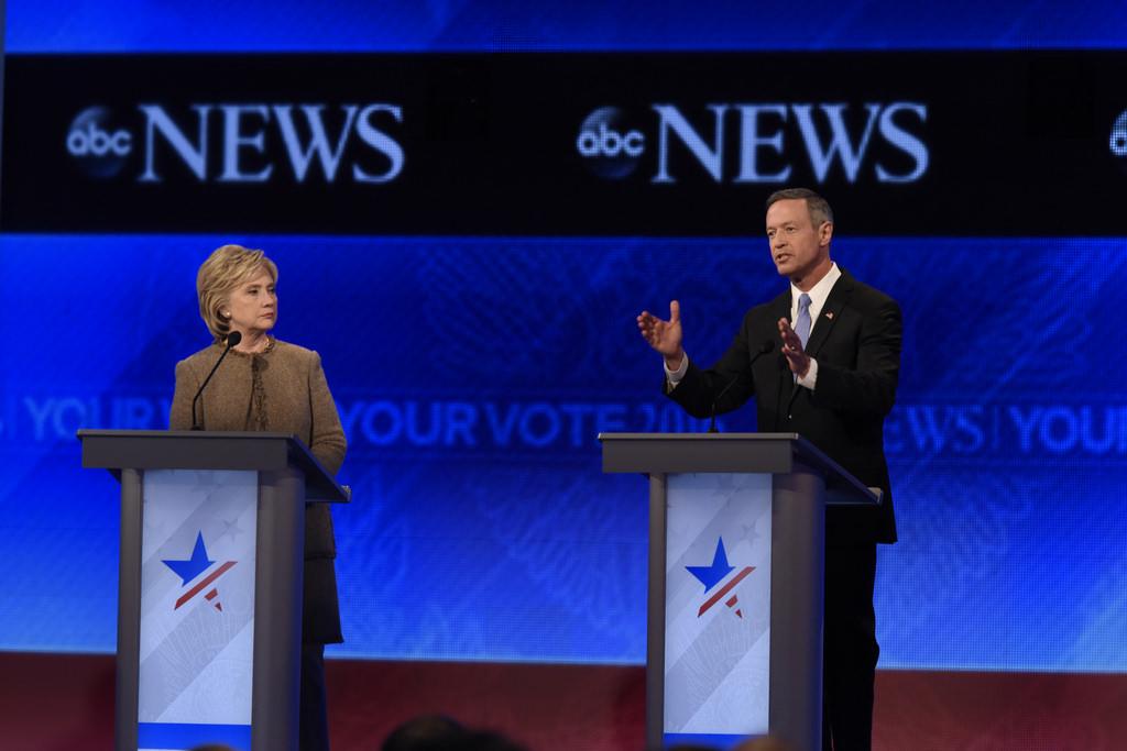 N.H. Democratic Debate: Undemocratic love fest, O'Malley sidelined