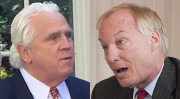 Miller, Franchot exchange barbs, insults in snarky letters