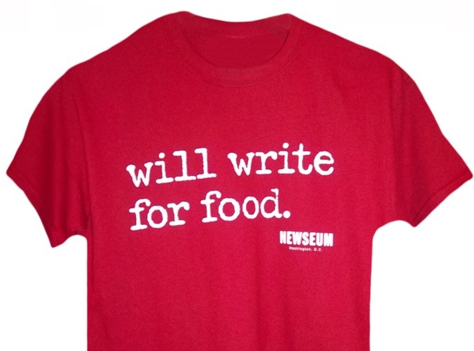 Will write for food — help us keep our eyes on the State