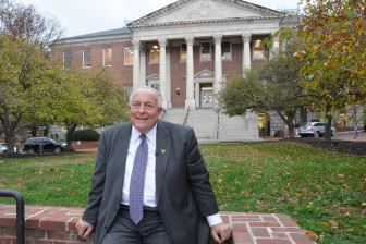 Lobbyist Bruce Bereano. Photo by Erin Serpico, CNS