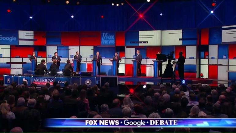 Fox news google debate