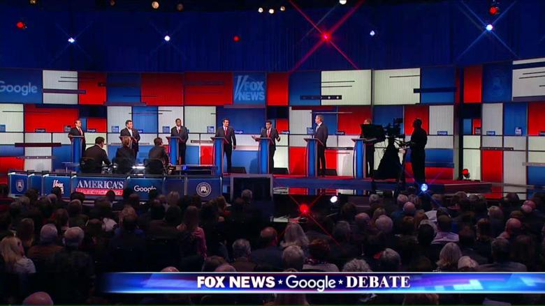 Vatz and Boyd on the Iowa GOP debate: Minus Trump, one of the better ones