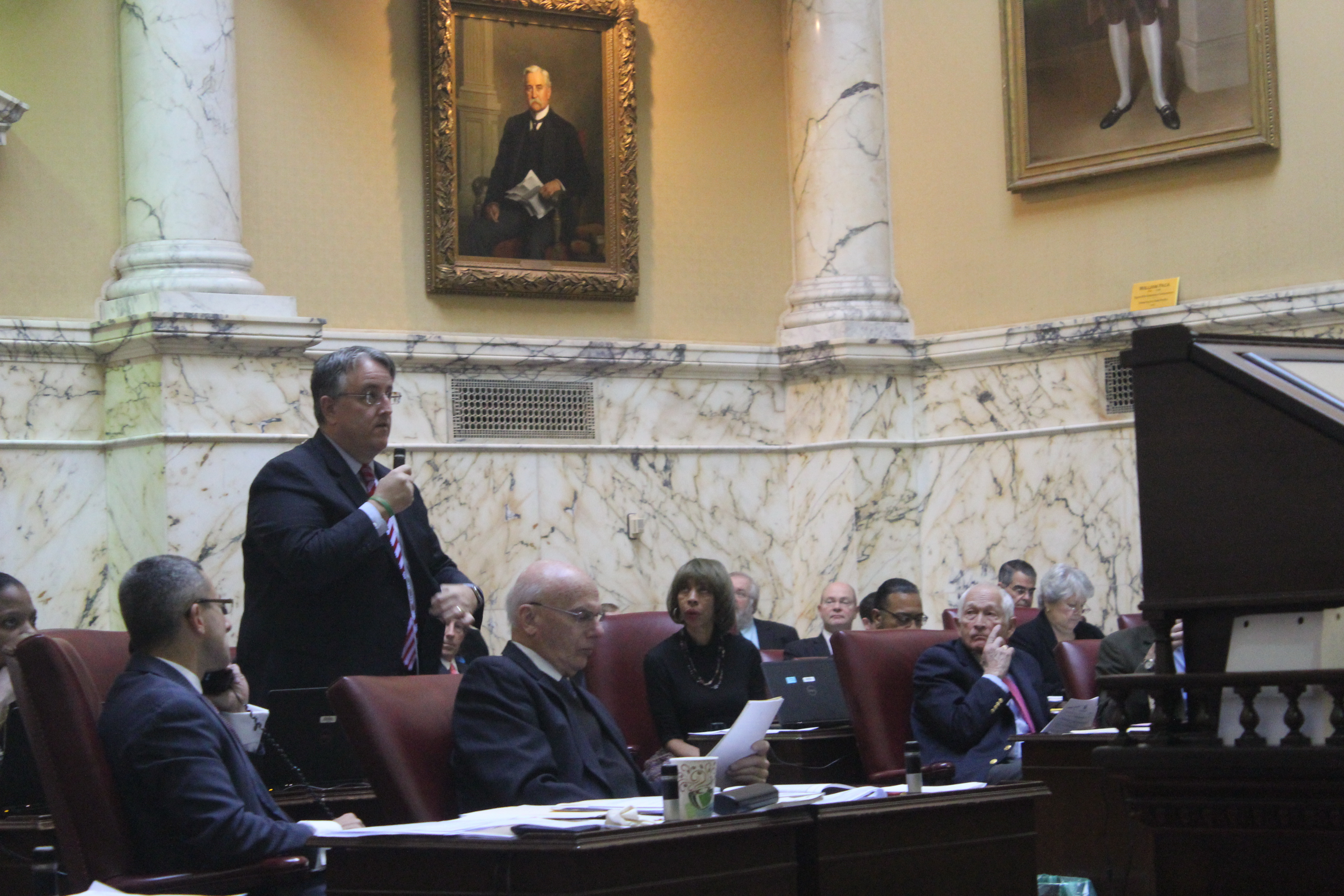 Maryland lawmakers override 5 of Hogan's vetoes; Senate delays on felon voting rights