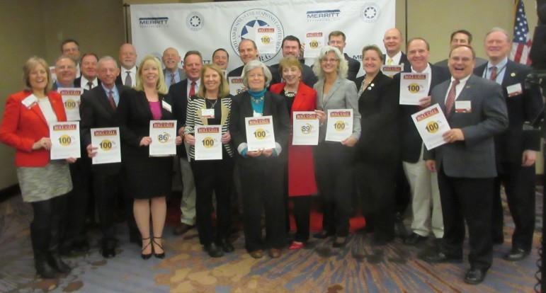 MBRG awards