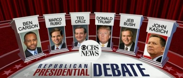 S.C. GOP debate: Free for all, Trump v. Bush, Rubio comes back, Kasich aggressively moderate