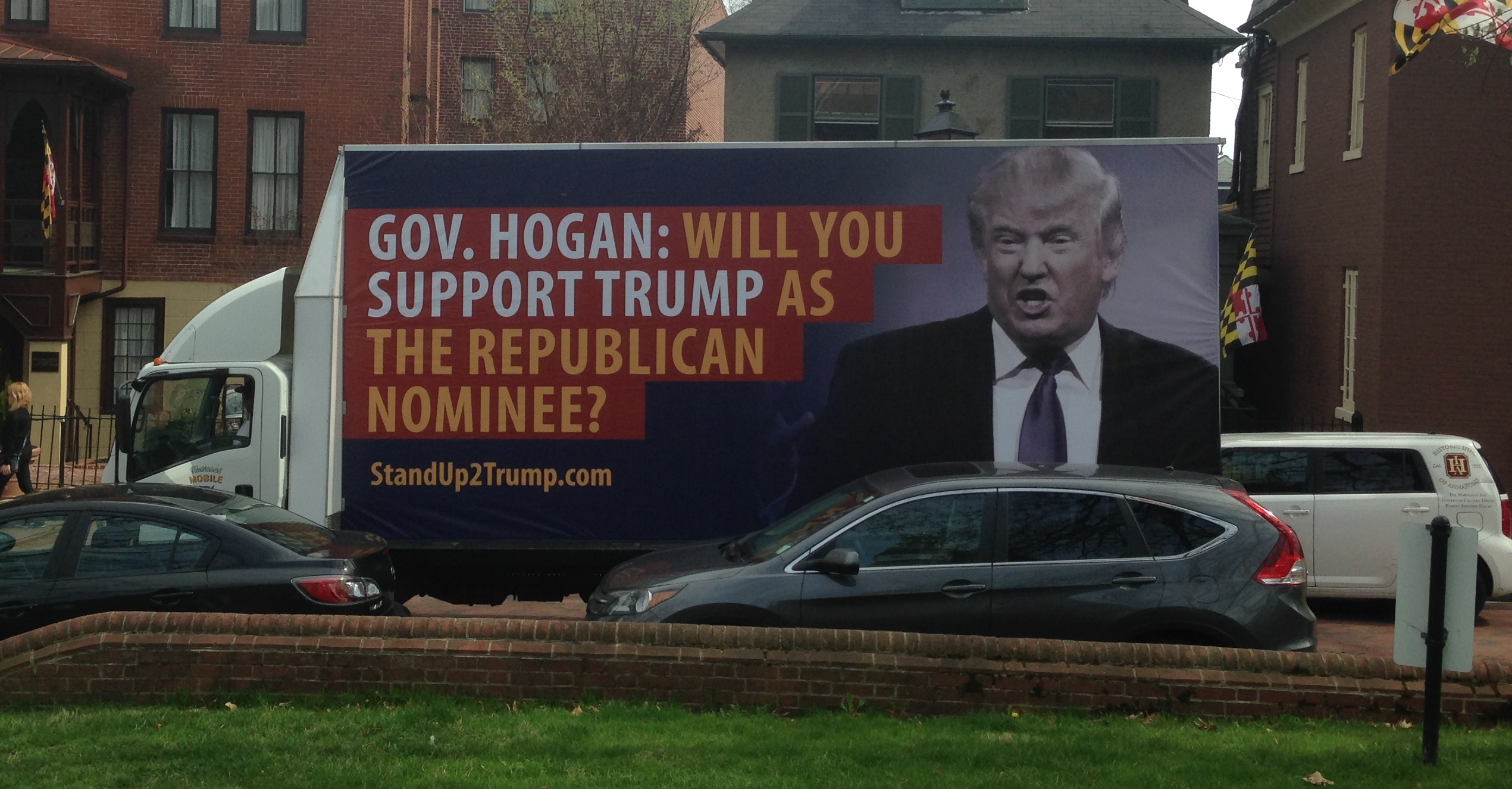 Rascovar: Hogan side-step in Trump primary