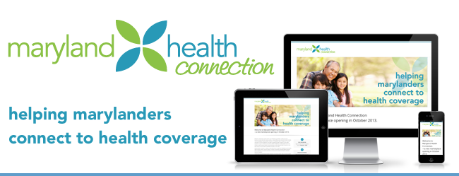 Maryland Health Connection illustration