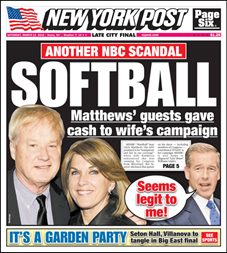 NYPost Cover