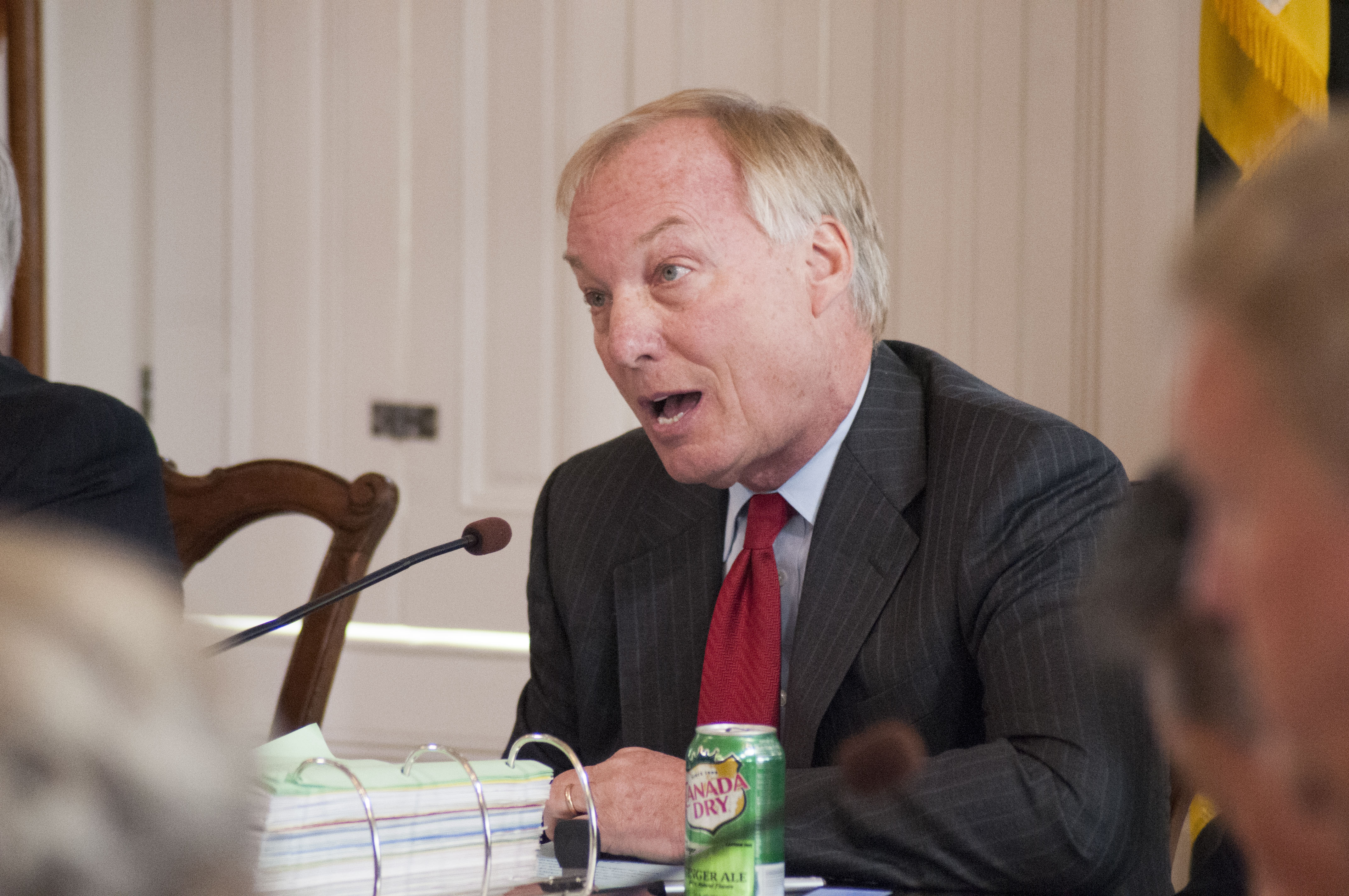Franchot: Second stimulus package is vital for Maryland's economy