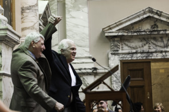 April Fools, House, Senate President Miller, Speaker Busch
