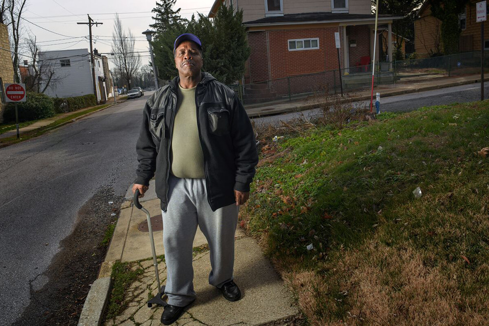 Part 5 Unhealthy Baltimore: 'They almost let me die'