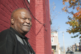"""I change doctors like I change underwear sometimes"" to avoid co-payments as little as $12 or $15, says Eddie Reaves, a diabetic with high blood pressure. Capital News Service photo by Iman Smith."