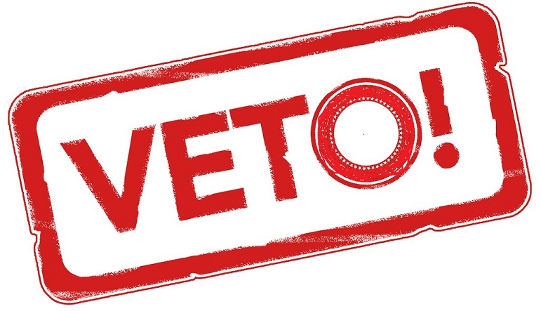 Veto drama: Act 2, scene 1: Hogan vetoes transportation scoring bill
