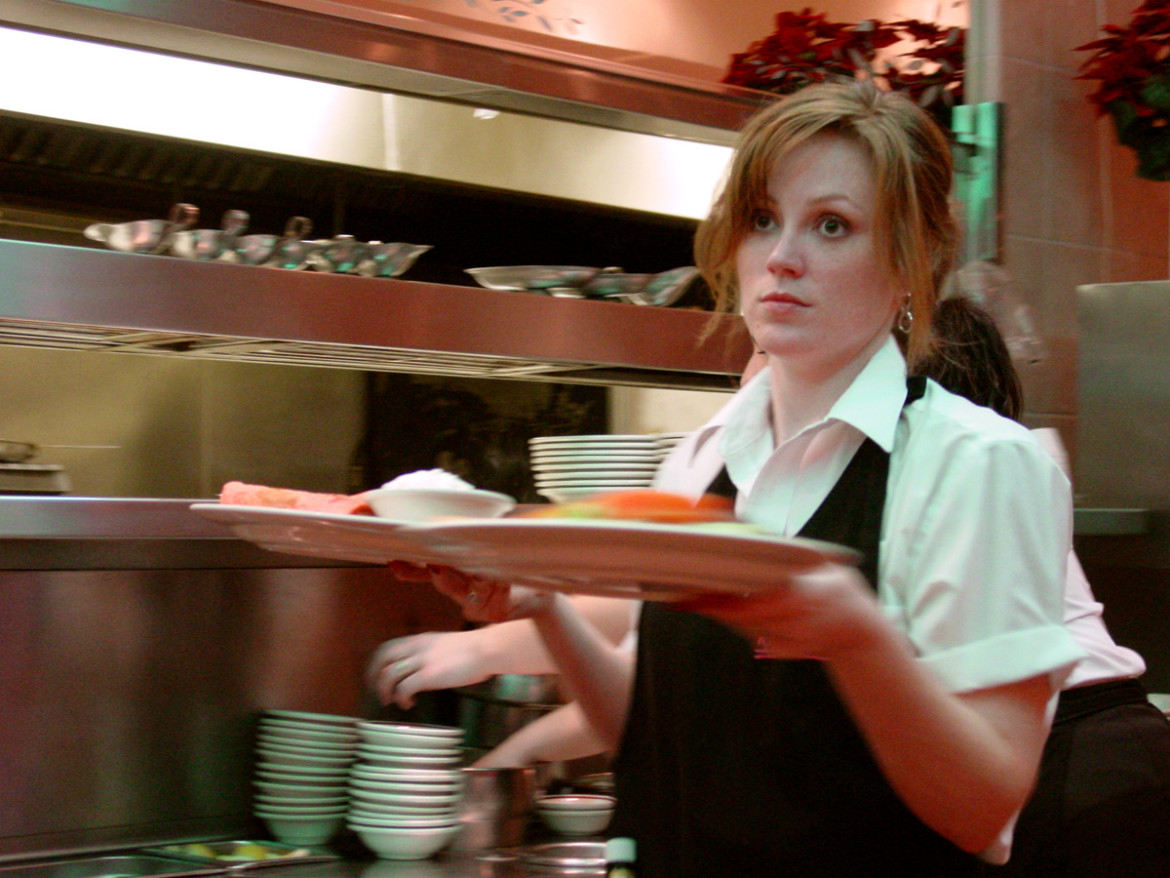 The dish on paid sick leave from a servers point of view