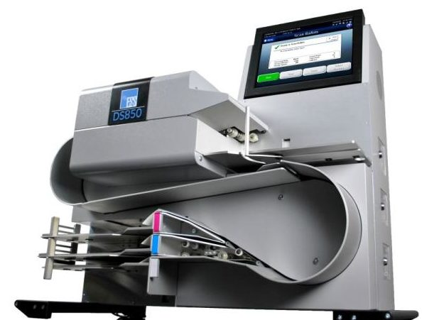 DS850 high speed scanner