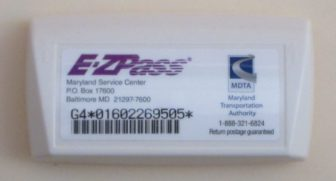 E-ZPass Maryland