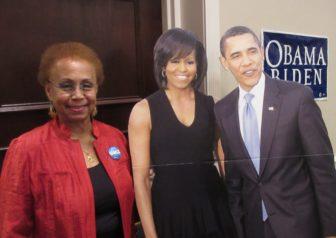 Hussein Obama cutouts