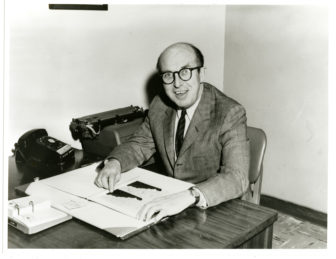 Jim Rouse Coiurtesy by Columbia Archives
