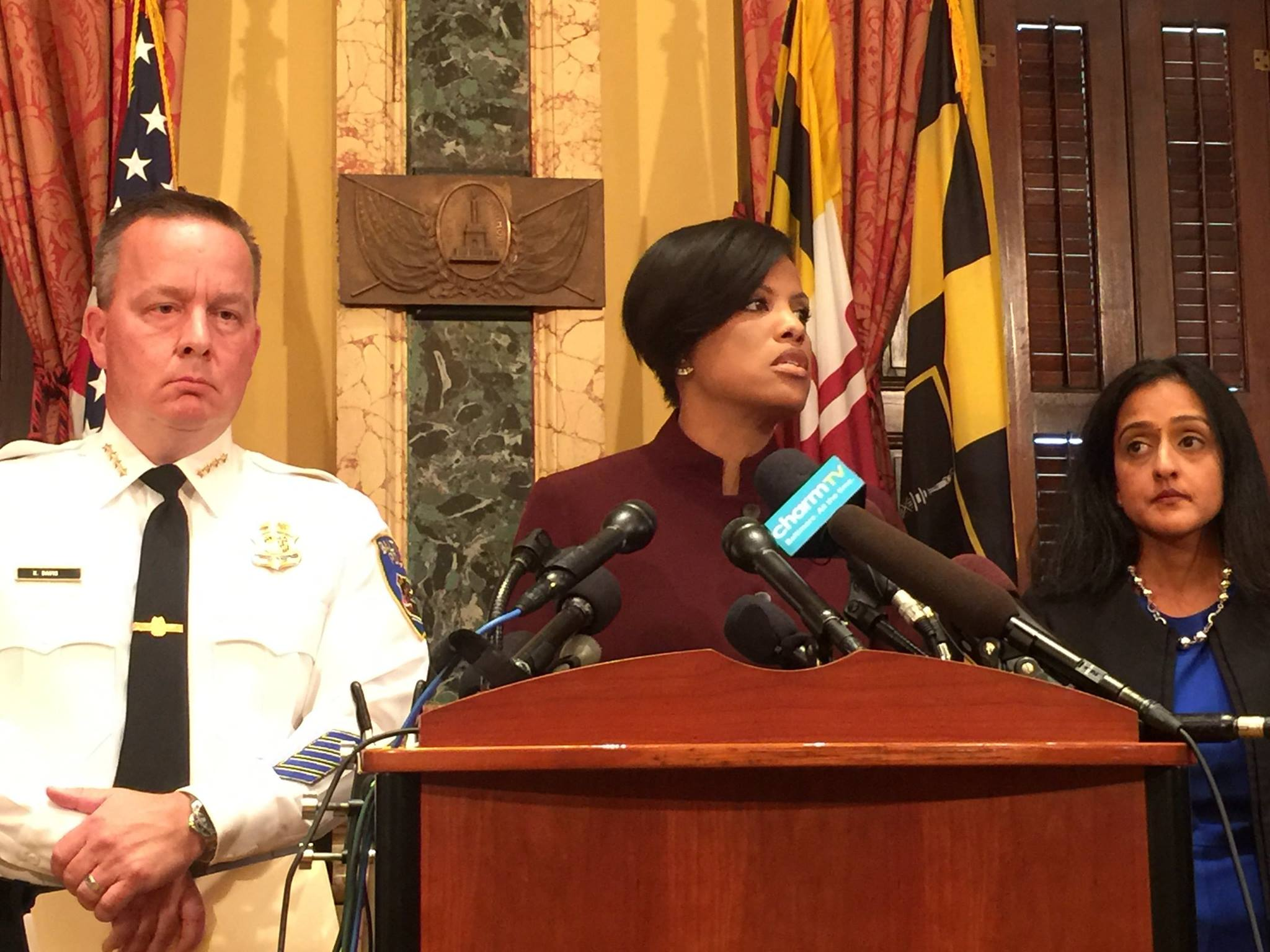 Rascovar: DOJ report is Baltimore's 'challenging moment'