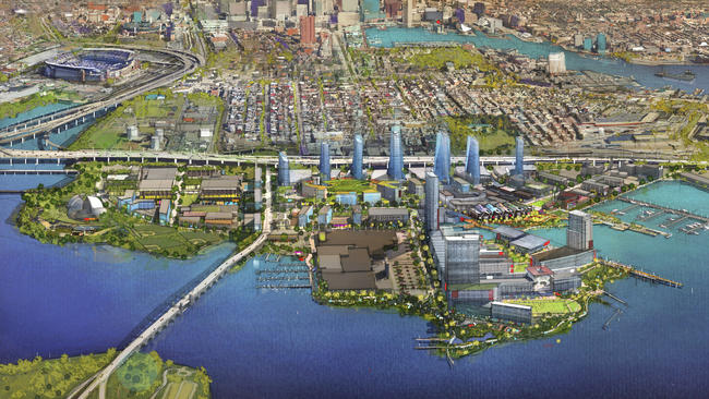 Opinion: Port Covington developer asked to cut deals to gain city aid