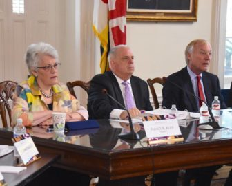 Board of Public works 9-7-2016 Kopp Hogan Franchot