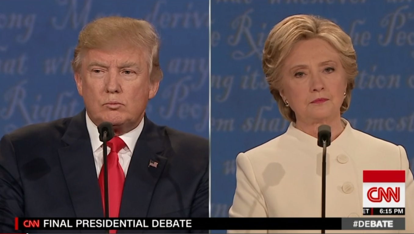 Vatz: Trump wins final debate, but self-destructs on accepting election results