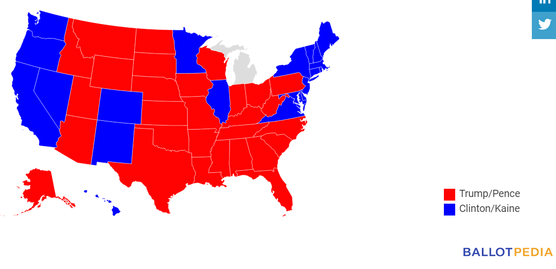 If the Electoral College didn't exist, popular vote total likely would be different