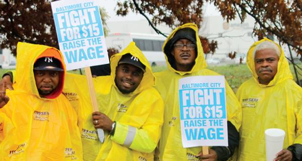 Some millionaires support raising Md. minimum wage to $15