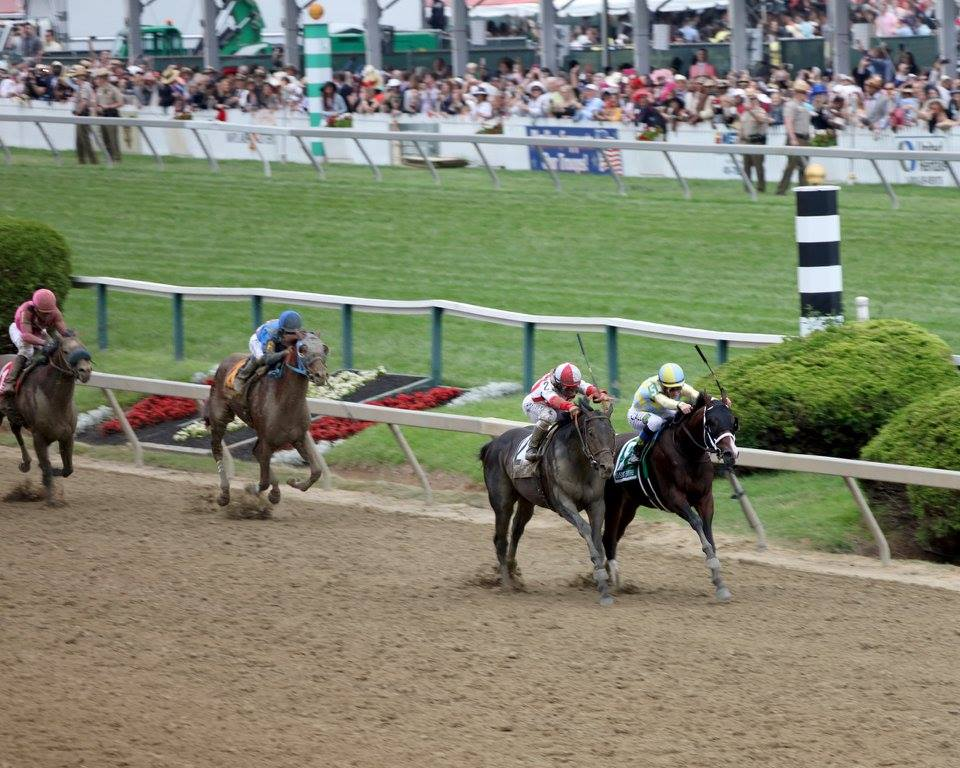 Collins: Double or nothing, Pimlico is a bad bet