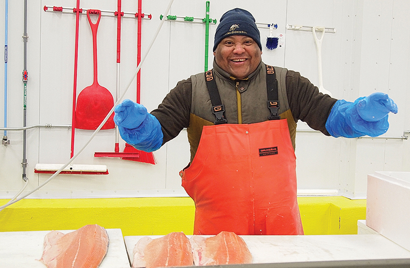 Seafood distributors taking greater measures to keep catch cold for safety