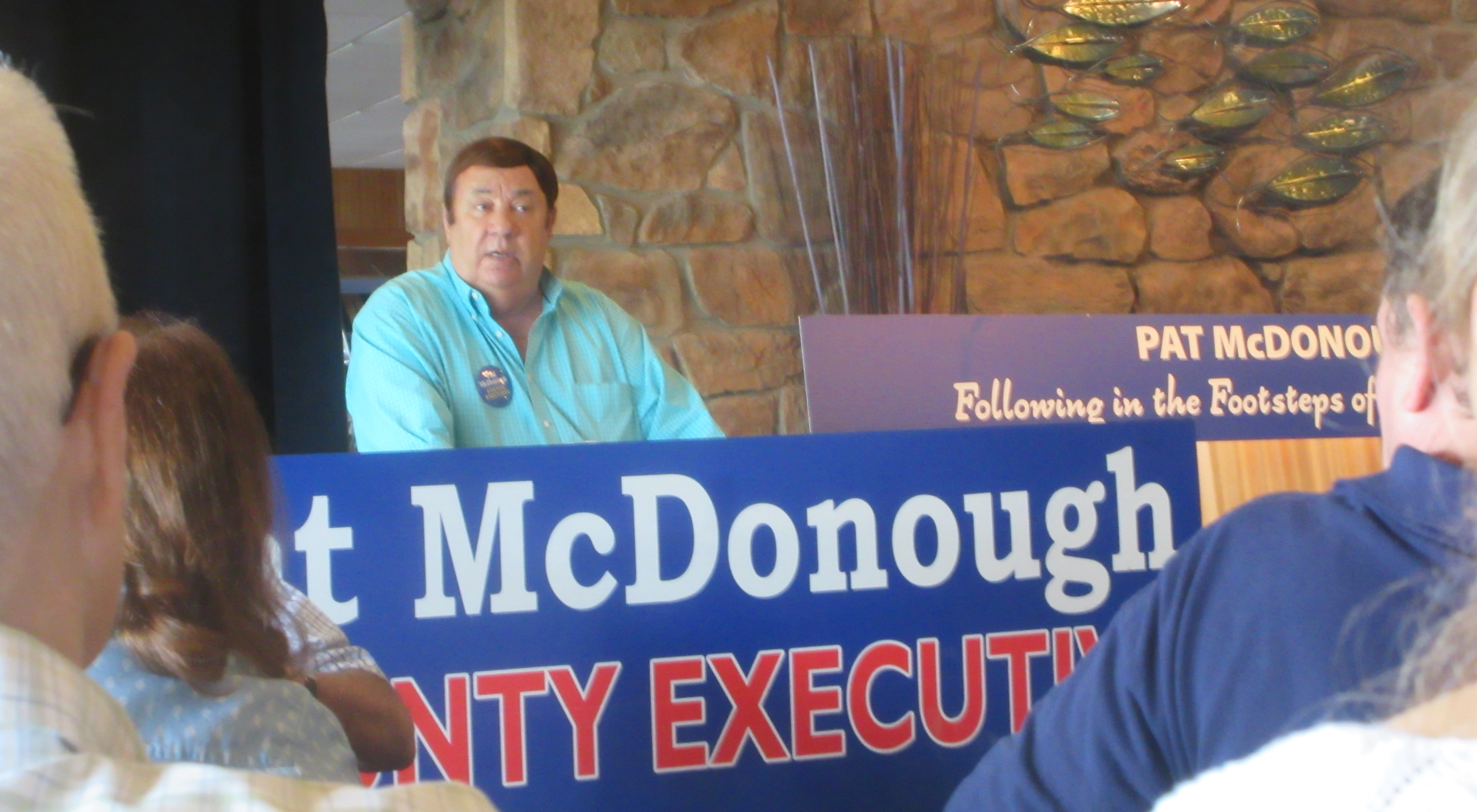 Fed up with Annapolis, McDonough sets sights on Towson executive