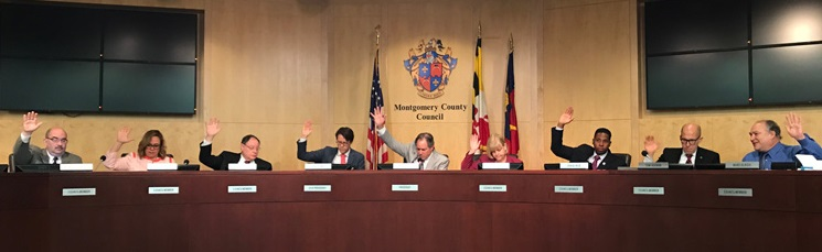 In competitive MoCo council race, Democrat turns to crowdfunding; two Republicans already filed