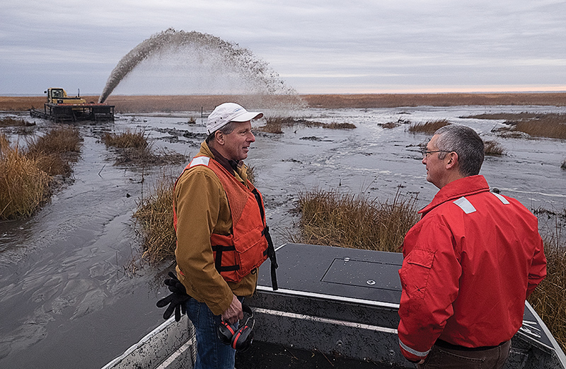 Blackwater's future may not be so dark after marsh is restored
