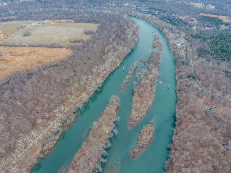 Buy a piece of the Potomac River? Three islands for sale