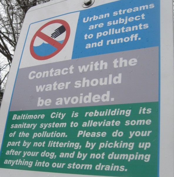 Enviros challenge $1.6B plan to fix chronic Baltimore sewage overflows
