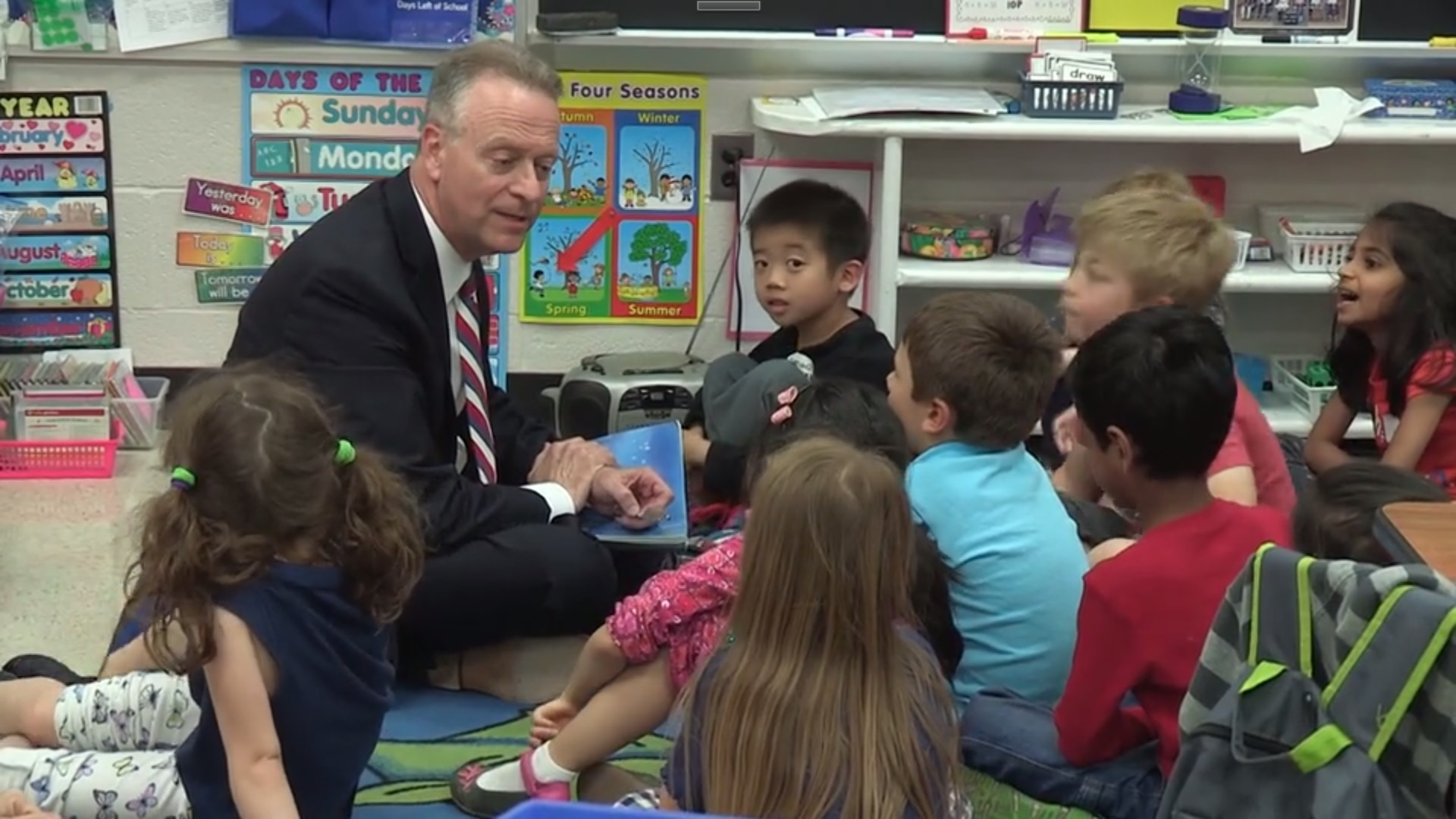 Howard County's interim superintendent puts mark on school system