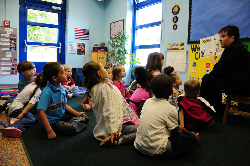 Legislators weigh recommendations to expand pre-kindergarten