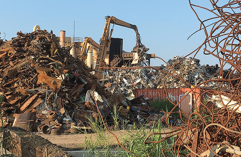 Investigation: Baltimore scrapyard violations raise questions about Md. pollution enforcement