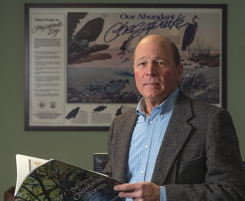 Just retired Bay Program director left a better Chesapeake than the one he inherited