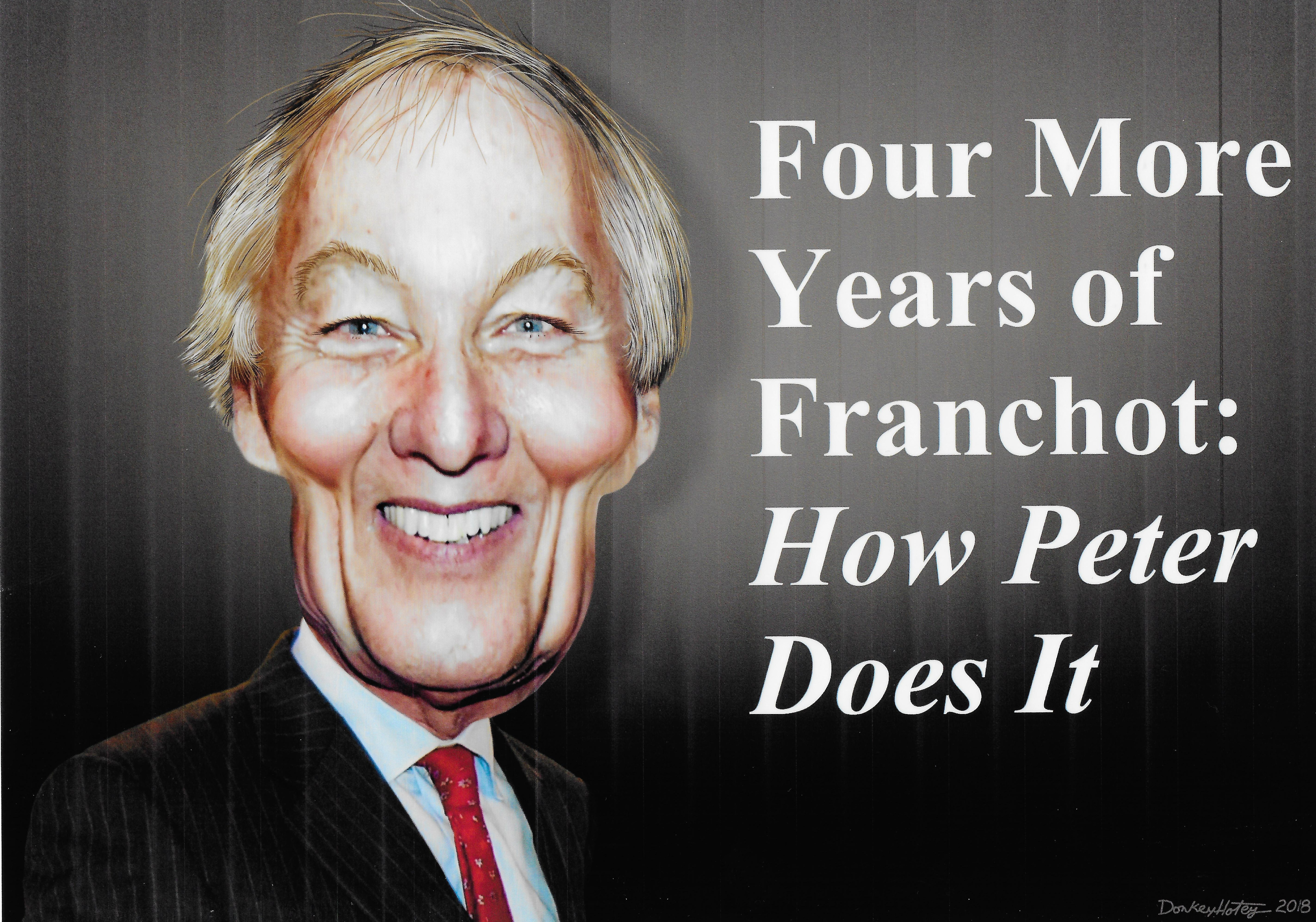 ANALYSIS: Four more years of Franchot: How he does it