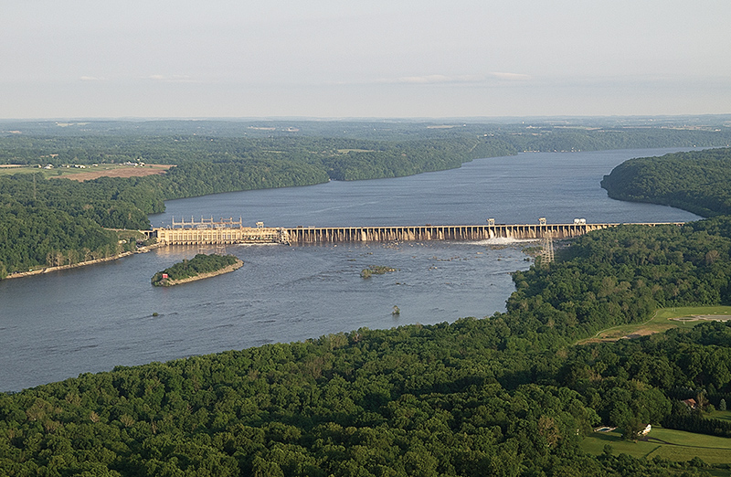 States to collaborate on plan to reduce Conowingo Dam pollution