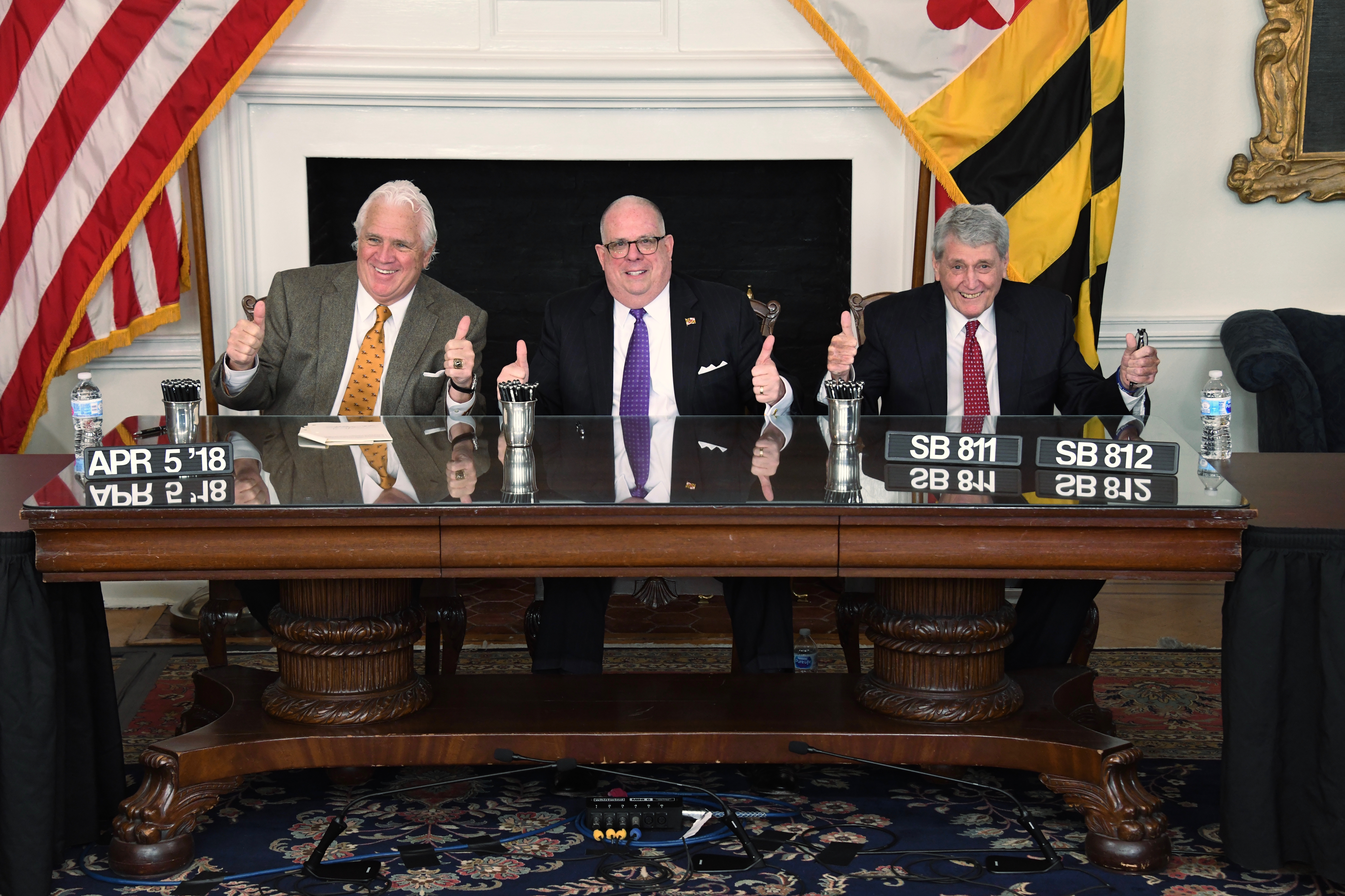 Analysis: Hogan wins by not losing, and actually winning on big issues