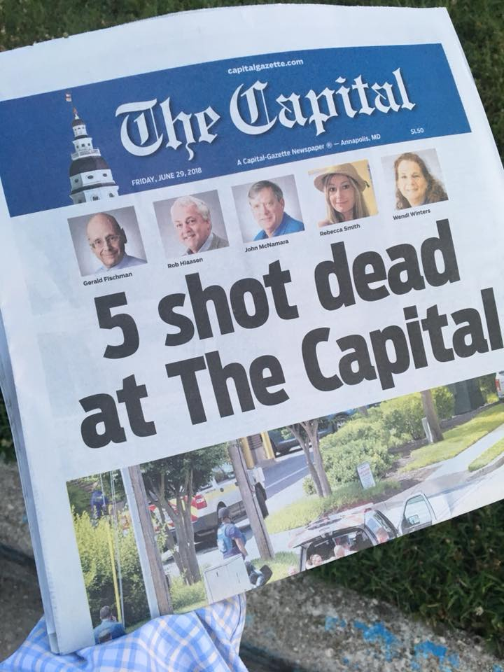 State Roundup, June 29, 2018