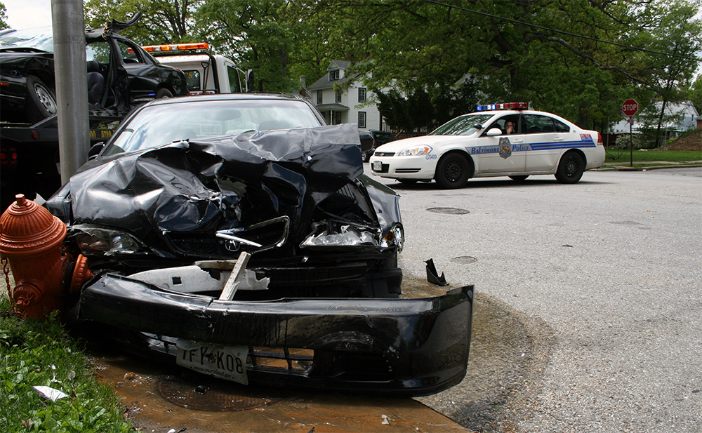Why are car accidents on the rise in the US?