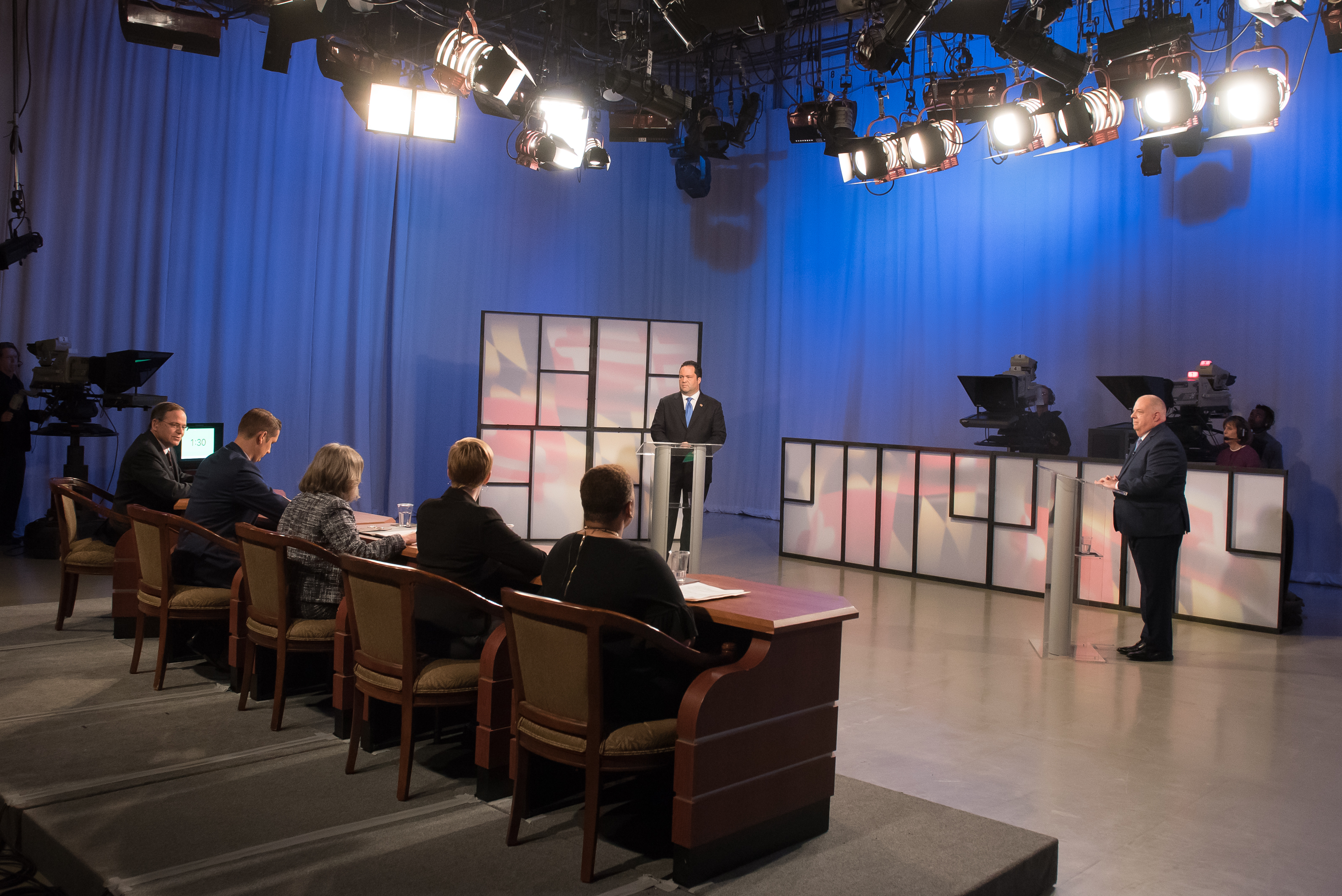 Win, lose or draw: Debate commentary by Lazarick, Vatz, Eberly, Raettig, Griffith