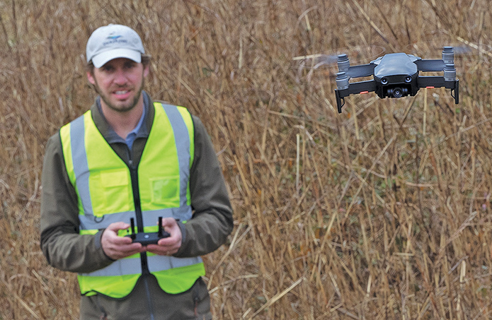 Drones change the way advocates protect the environment