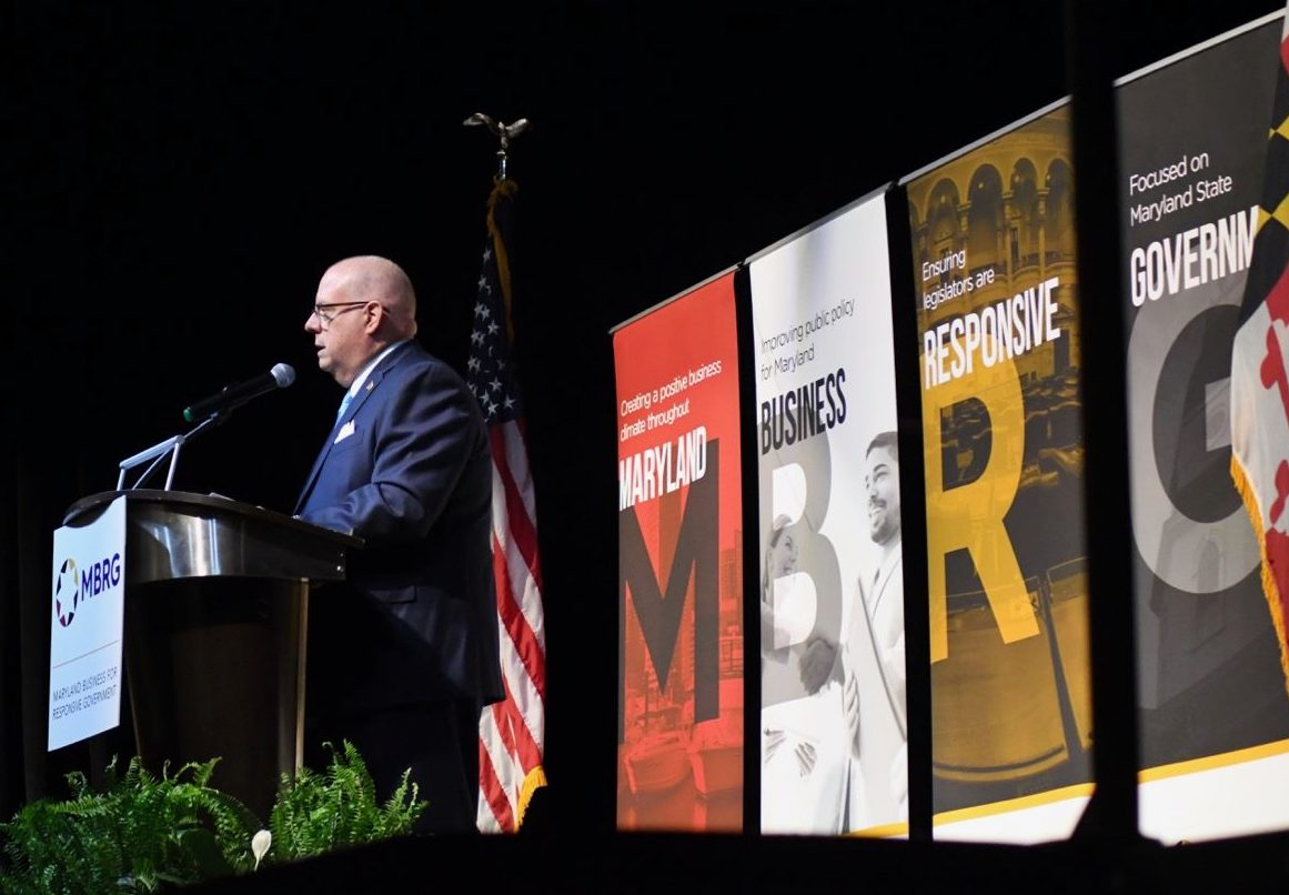 Fighting with legislature over Maryland's future a priority for Hogan's second term
