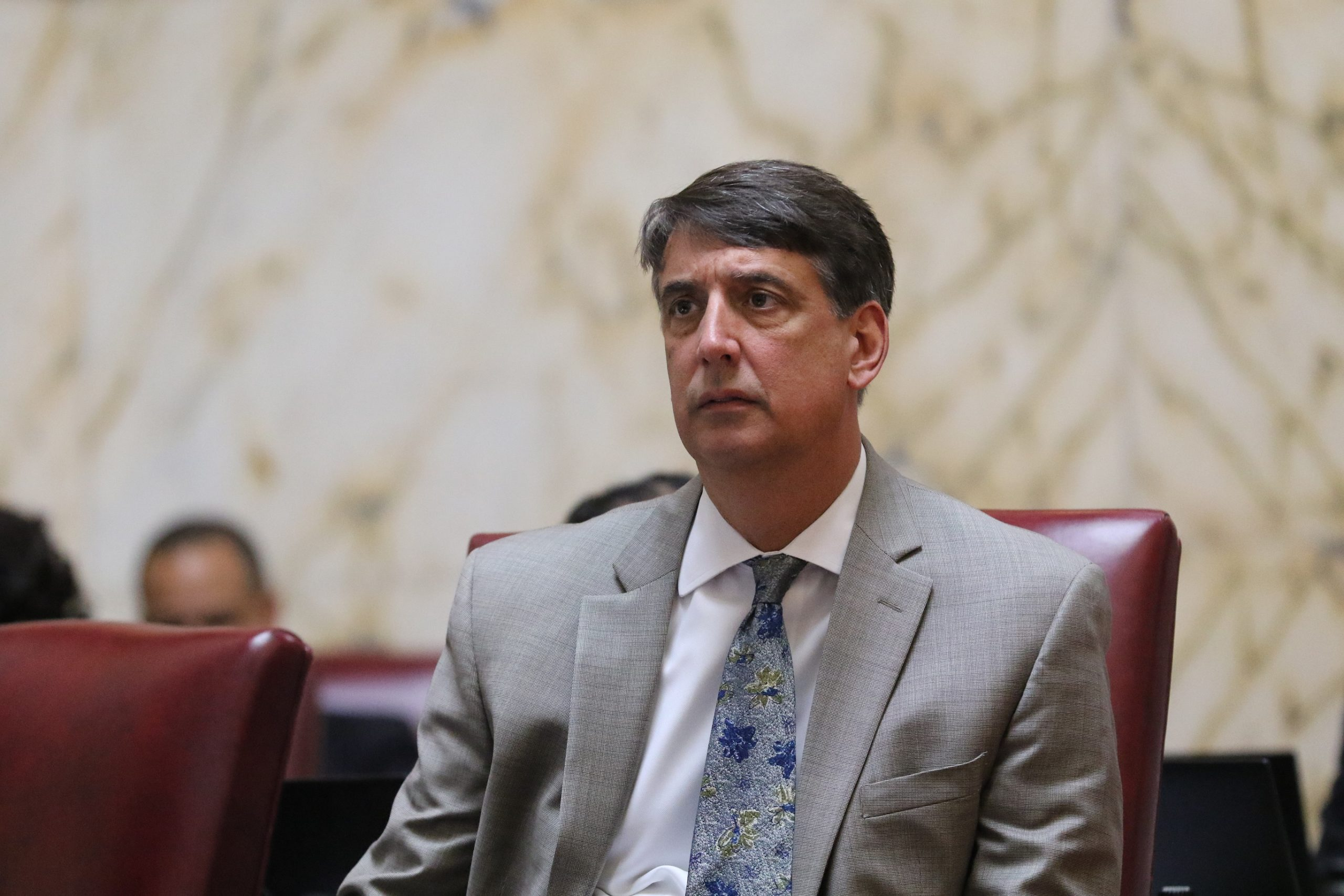 New Senate budget chair Guzzone forecasts a phase-in for school reforms, spending