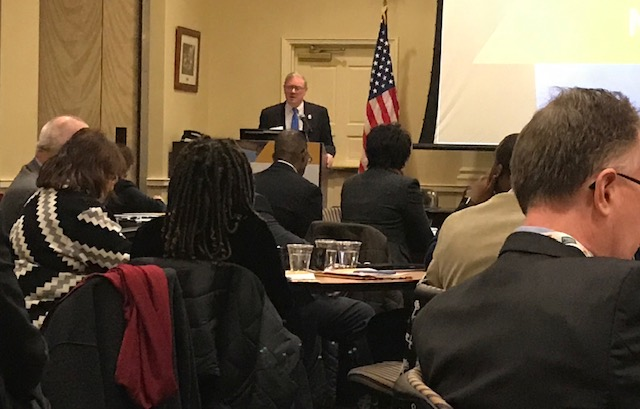 Bipartisan support for Md. businesses on full display at Chamber event